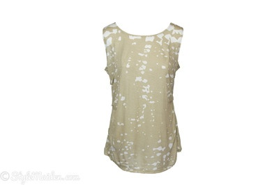 Tahari Micah Knit Top Size L at http://stylemaiden.com
