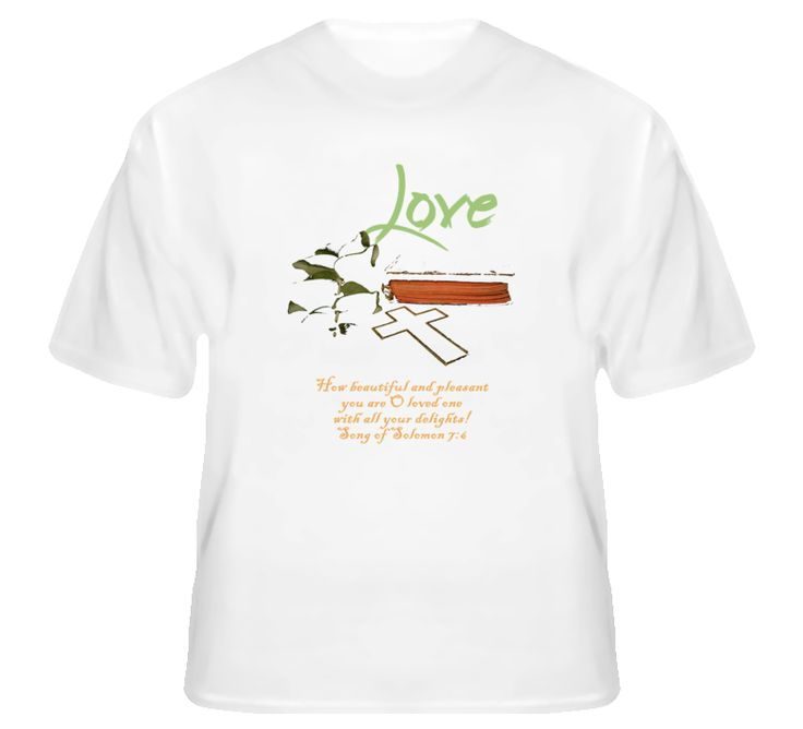 "Come check out our new ""Love"" line of shirts! Selected Biblical verses to inspire Love in the Lord and thy neighbors."