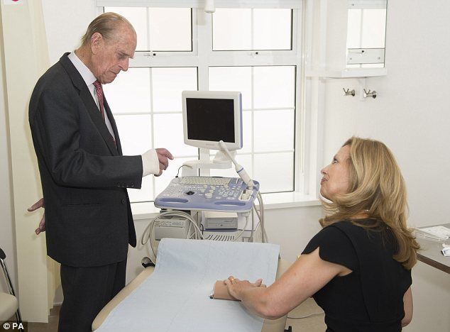 Soldiering on: The Duke - true to form - has pledged to keep on with his engagements...