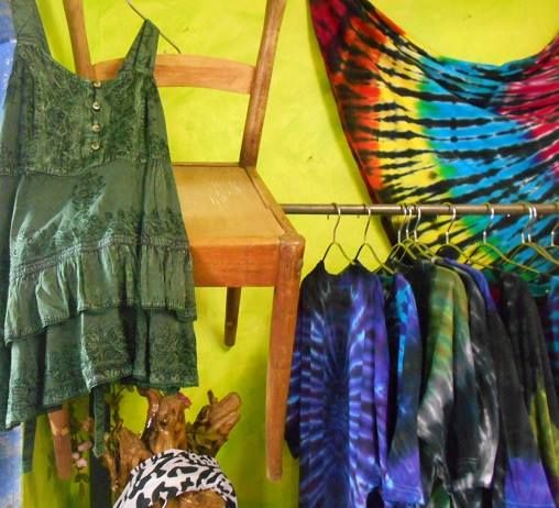 A truly amazing shopping experience. Vibey, hippie and colourful. The Hope Shop in Umkomaas KZN, South Africa