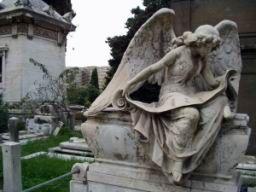 Verano. Cimitero di Roma