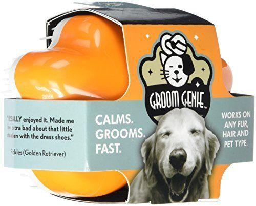 Mejores 38 imgenes de dog grooming brushes en pinterest cepillos multipet genie large dog grooming brush orange 5 by multi pet more info solutioingenieria Choice Image