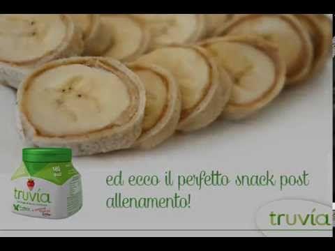 Ricette Veloci - Snack alla banana