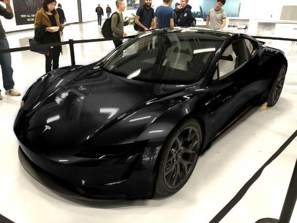 2020 Tesla Roadster Black Tesla Roadster Tesla Car Roadsters