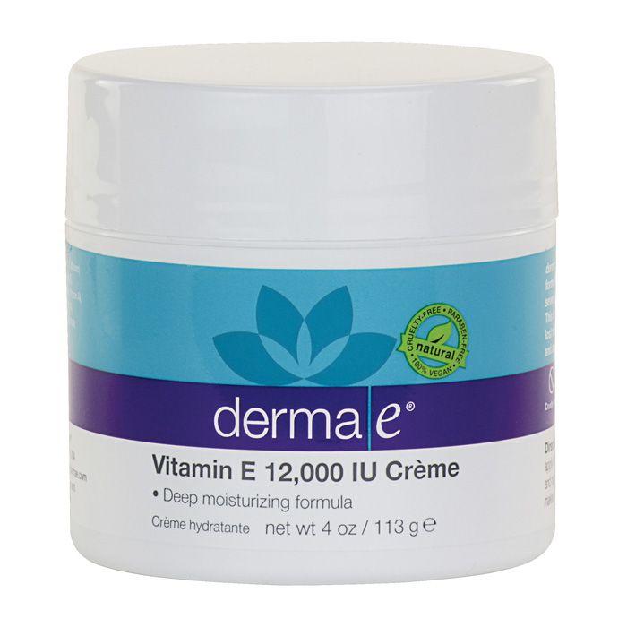 derma e Vitamin E 12,000 IU Crème