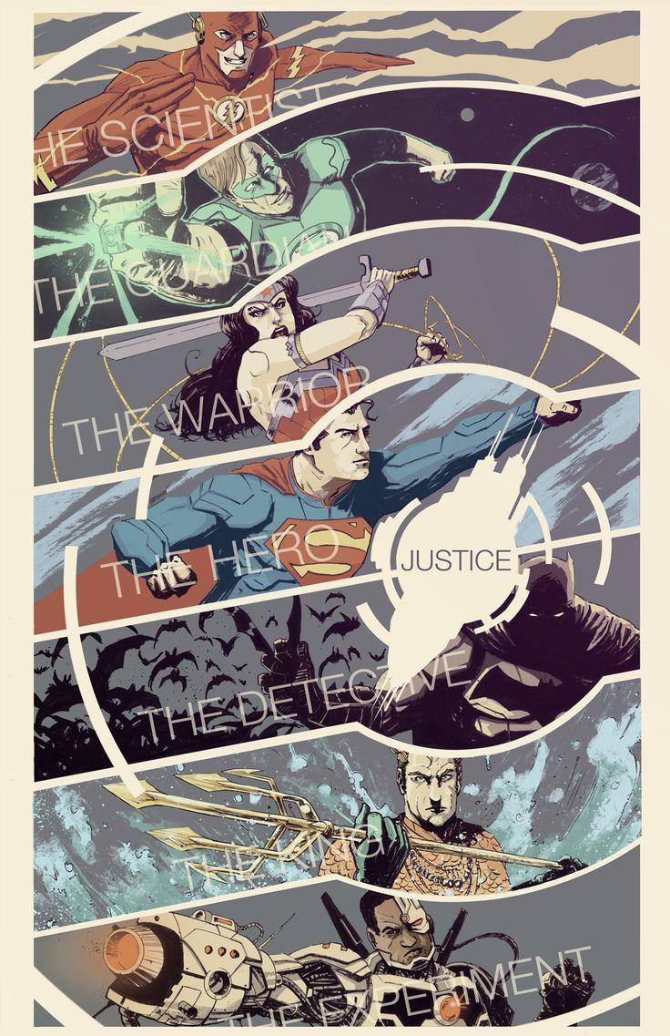 Justice Ligue