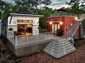 แบบบ้าน แบบบ้านขนาดเล็ก ไอเดียล้ำ