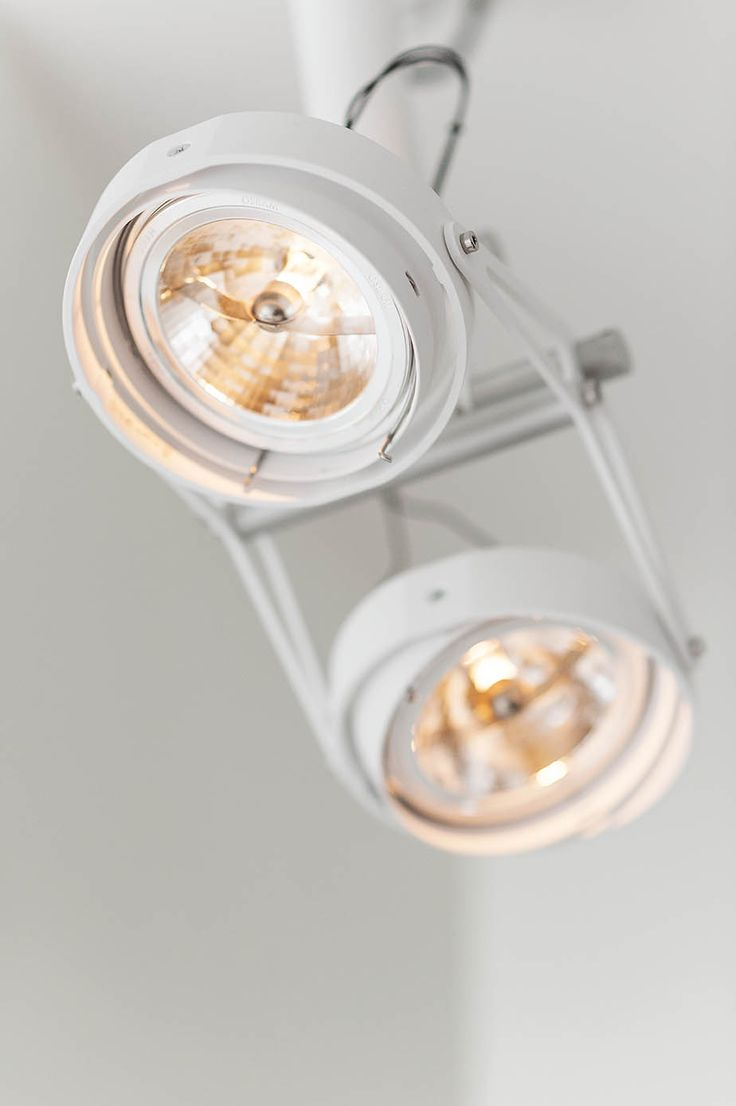 Nomad by Modular Lighting Instruments - double white spot barefootstyling.com