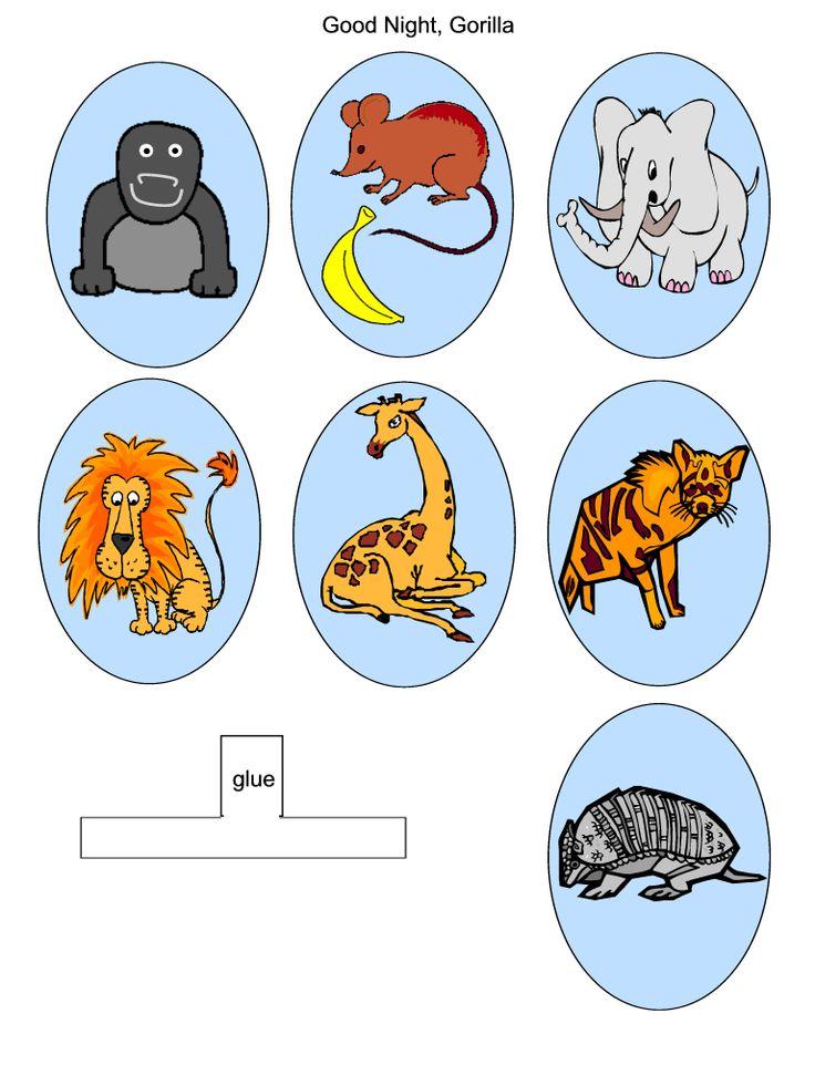 Animal Craft Ideas Pinterest