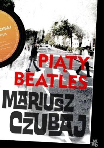 Okładka książki Piąty Beatles