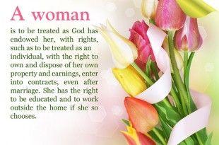 591- Woman in Islam