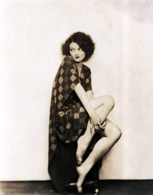 Myrna Loy - gorgeous shot