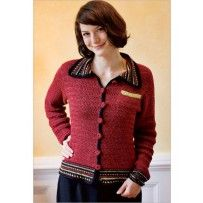 South of the Border Jacket Crochet Pattern Download