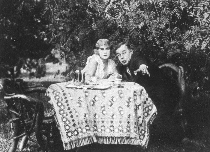 Meren ja lemmen aallot (1926)