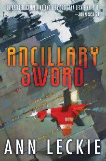 Ann Leckie - ANCILLARY MERCY (Imperial Radch 2, 2014)
