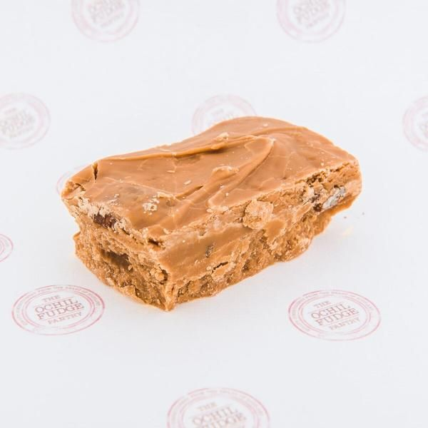 TOASTED PECAN FUDGE