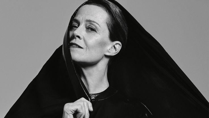 Sigourney Weaver Vanina Sorrenti Dazed Confused 2016