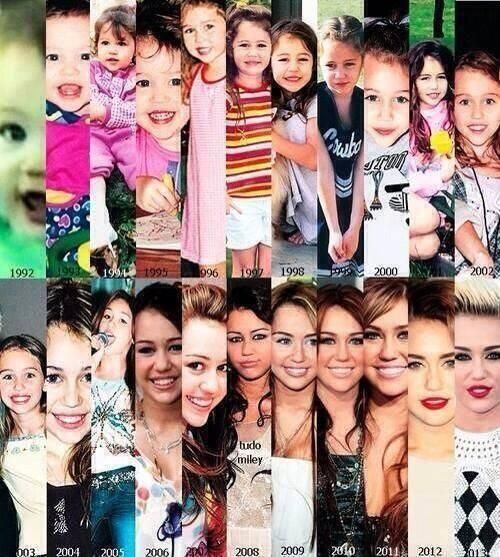 All She Did Was Grow Up Just Like The Rest Of Have To Do ♥