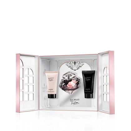 Coffret Fête des mères La Nuit Trésor Eau de Parfum | Pop up box I 2015