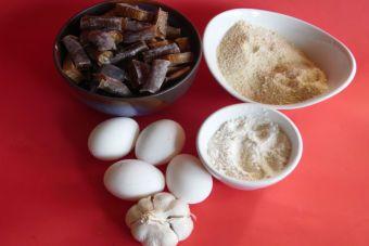 Cómo preparar Croquetas de Cochayuyo - cookcina