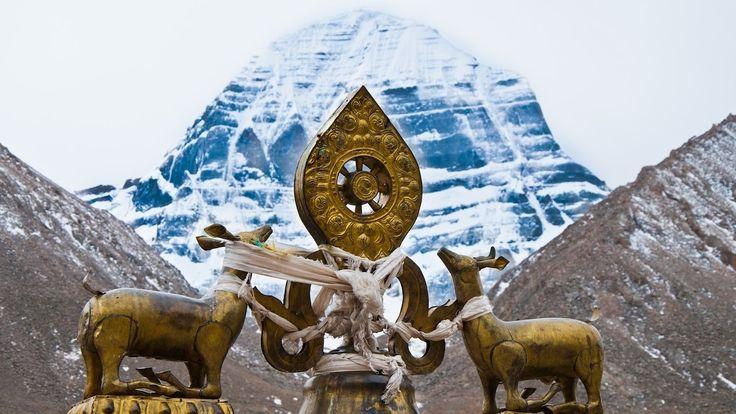 Кто превратил вершину Гималаев в пирамиду? То, что увидели альпинисты, б...