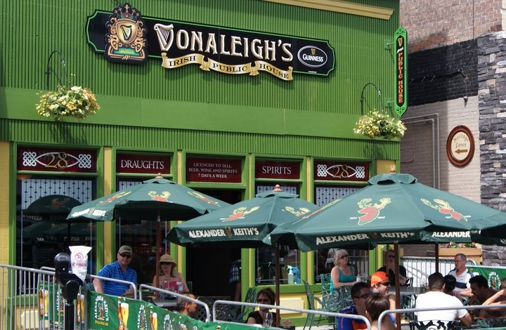 Donaleighs Irish Public House - Downtown Barrie