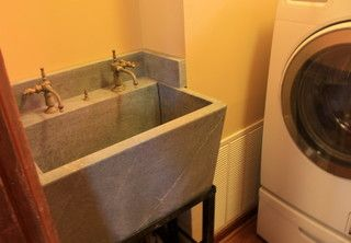 Skinny Soapstone sink: Sink Laundry, Design Ideas, Laundry Room Design ...