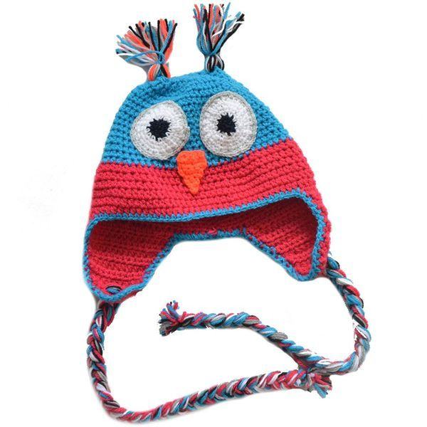 Crazy Owls w Crochet & Ribbon Crafting na DaWanda.com
