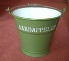 Aardappelemmer (apple bucket). Streekgebonden cultuur en gebruiken l www.desteenakker.nl