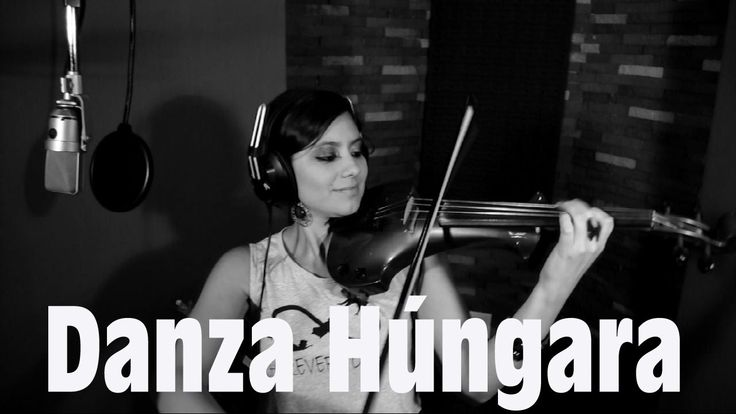 DANZA HUNGARA 💿 en VERSION ELECTRONICA!! - YouTube