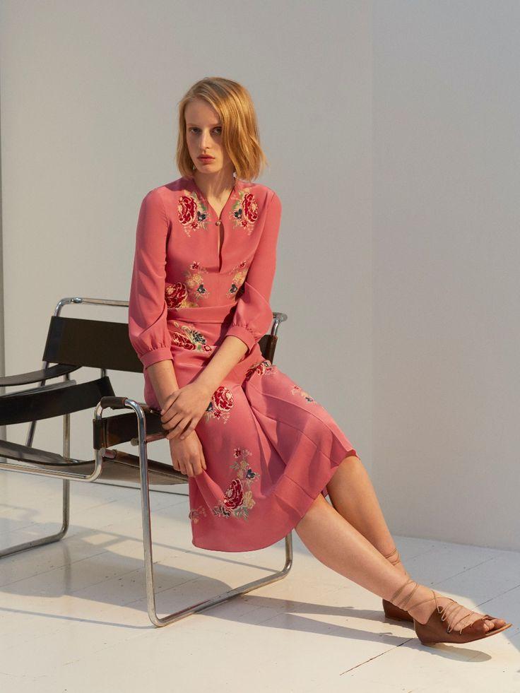 Лукбук коллекции Vilshenko Resort 2017 - Галерея 10 - Мода - Trend Space