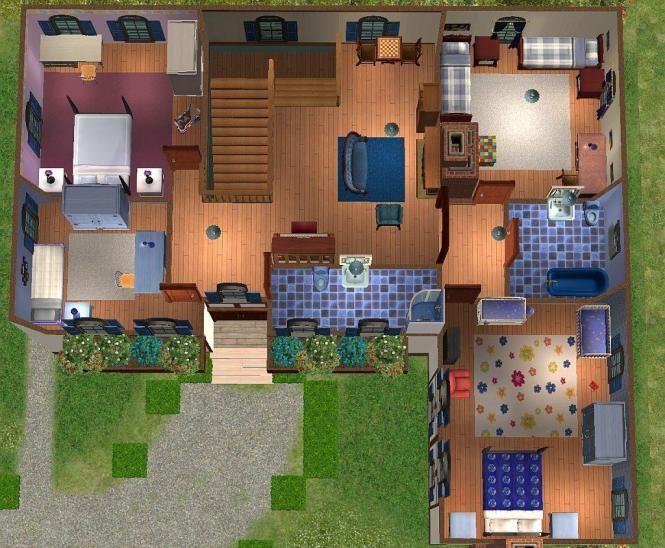 51 Plan Maison Campagne Maison De Campagne Plan Maison Maison