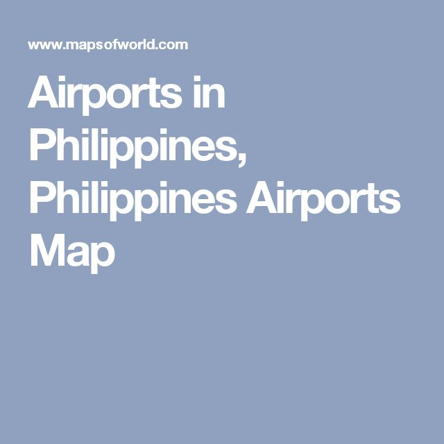 The 25 best Clark international airport ideas on Pinterest