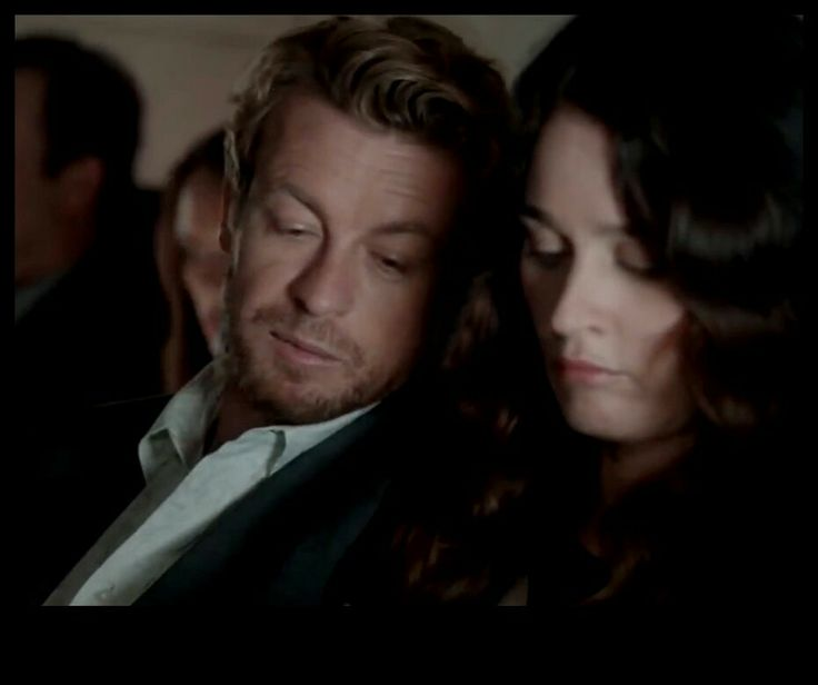 Jane & Lisbon - The Mentalist