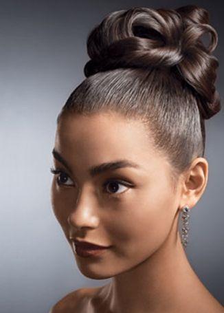 peinados recogidos modernos - Buscar con Google