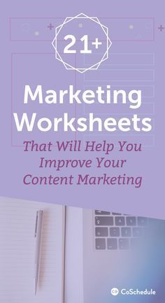 Be even more awesome at what you do with these 21+ marketing templates. http://coschedule.com/blog/marketing-templates/?utm_campaign=coschedule&utm_source=pinterest&utm_medium=CoSchedule&utm_content=21%2B%20Marketing%20Templates%20That%20Will%20Make%20You