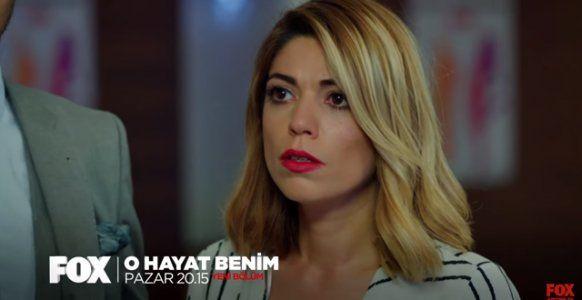 Pazar akşamları Fox Tv ekranlarında yayınlanan O Hayat Benim bu hafta 93. bölümüyle ekranlara gelecek. O Hayat Benim 93. bölüm fragmanı yayınlandı.