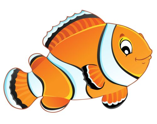tubes poissons - Kinderen, Papier en Borduren