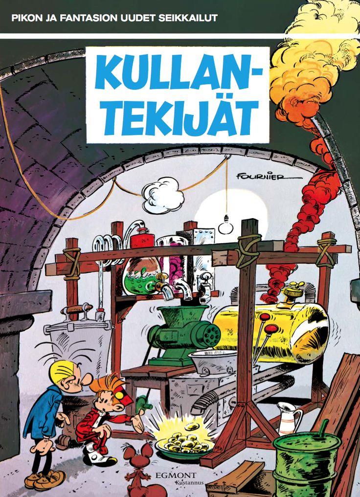 Kirja- ja sarjiskaupoissa 18.11.2015!