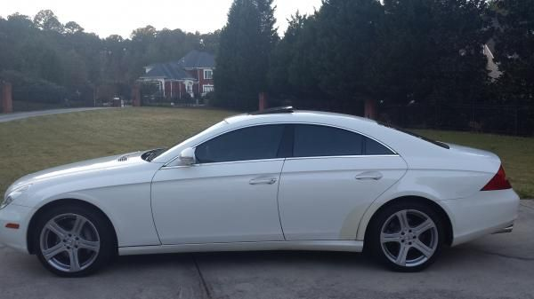 2006 Mercedes  CLS 500 for sale near Atlanta NAS / Dobbins ARB, Georgia                  MilClick.com - Military Lemon Lot - Buy or sell used cars, motorcycles, jeeps, RV campers, ATV, trucks, boats or any other military vehicle online.  100% FREE TO LIST YOUR VEHICLE!!!