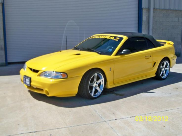 17 best images about 1994 1998 mustangs on pinterest coupe convertible and cars. Black Bedroom Furniture Sets. Home Design Ideas