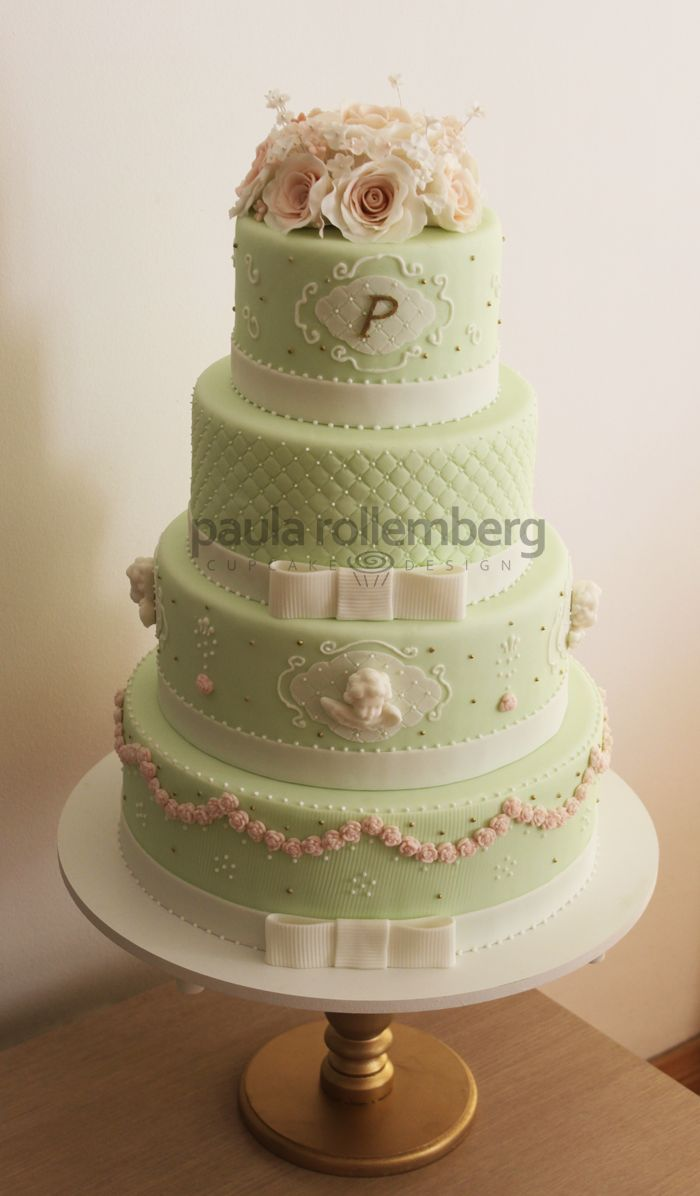 Exposition Cake Design : +1000 imagens sobre Batizado no Pinterest Modelos De ...