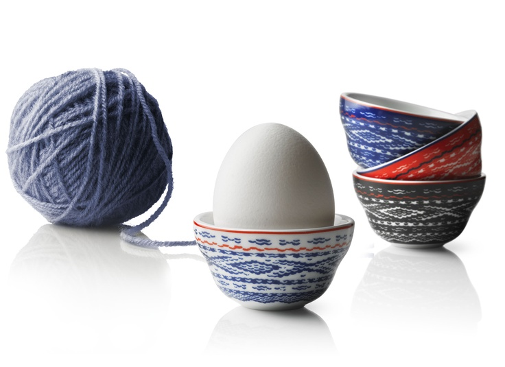 Nordic Wool Egg Cups, Marius