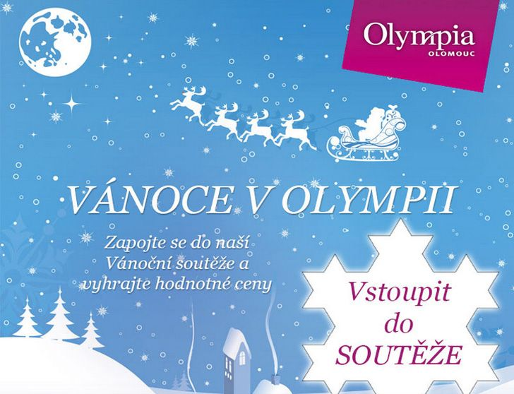 Olympia Shopping center contest #sweepstake