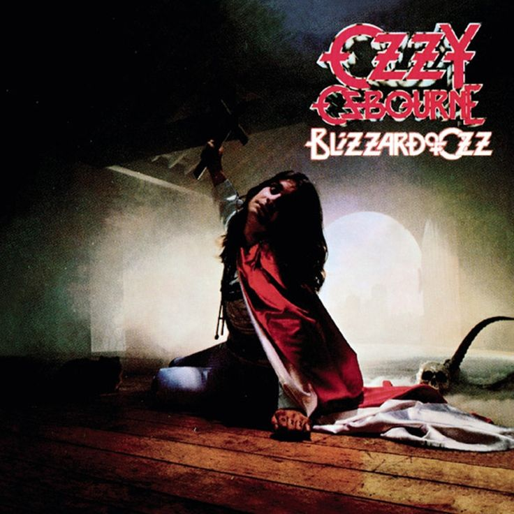 Ozzy Osbourne - Blizzard of Ozz on 180g LP (Awaiting Repress)