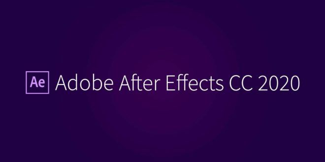 After Effects CC 2020 Free Download