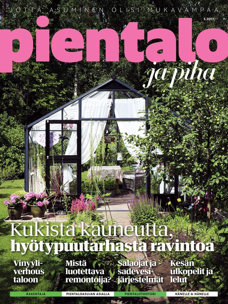 Pientalo ja piha 3/2017