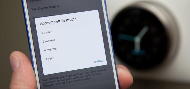 تيليجرام يأتي بخاصية التدمير الذاتي للصور والفيديوهات على ويندوز فون  تلقى تطبيق التراسل الفوري تيليجرام Telegram تحديثا جديدا يدعم نظام تشغيل ويندوز فون فقط على أن يكون هذا التحديث تم إطلاقه سابقا من على أندرويد و iOS وحتى سطح المكتب مما يجعله أقرب للمزايا التي حصل عليها التطبيق من على أنظمة التشغيل المذكورة سابقا.  فيما يخص هذا التحديث فقد أتى بخاصية التدمير الذاتي للصور والفيديوهات المرسلة وذلك عبر تحديد وقت بعينه وبمجرد رؤية المستقبل الرسالة يبدأ العد التنازلي فورا كذلك أصبح يدعم التطبيق…