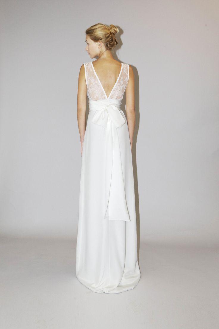 ... de mariage sur Pinterest  Manche, Robe de mariage simple et Mariées