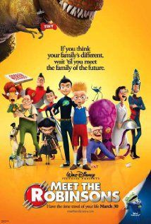 Watch Meet the Robinsons (2007) full movie